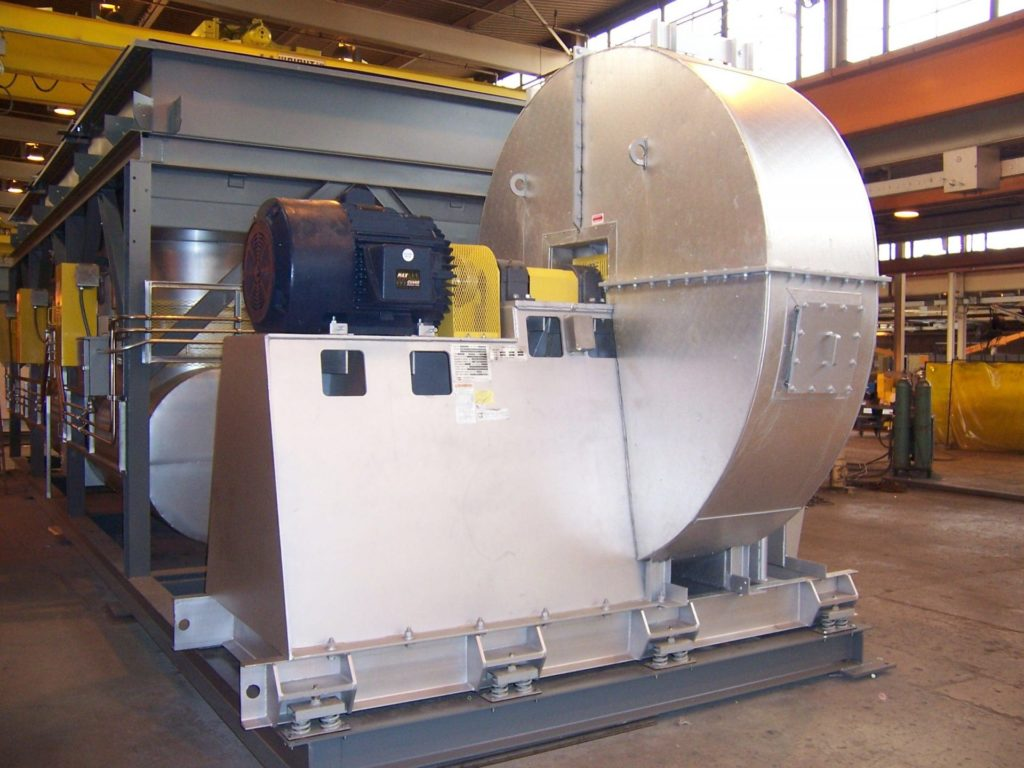 industrial high temperature fans